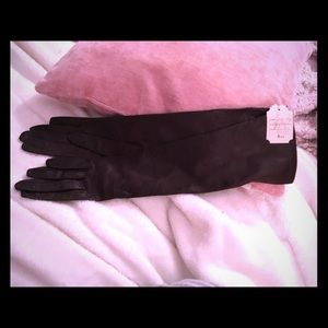 Vintage Christian Dior long gloves